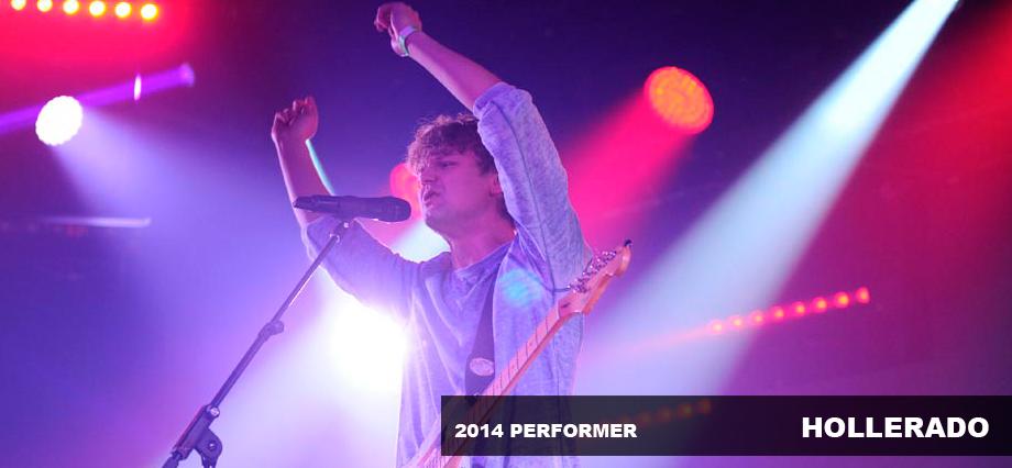 2014 PERFORMER – HOLLERADO